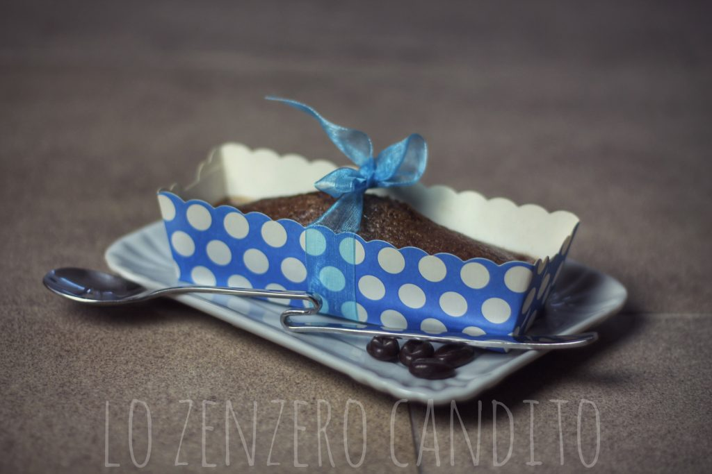 Mini veg cake cacao e caffè d'orzo
