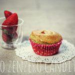 Muffin cuor di fragola