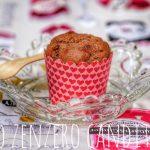 Muffin nocciole e cacao