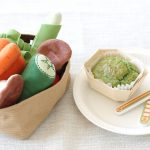 Mini cake con feta e spinaci
