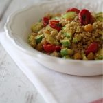 Cous cous di farro e quinoa
