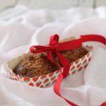 Tortine con marmellata di pompelmo rosa e amaretti