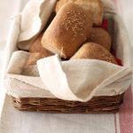 Panini rustici con grano saraceno