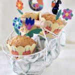 Muffin zenzero e limone