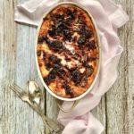 Lasagna radicchio rosso e speck